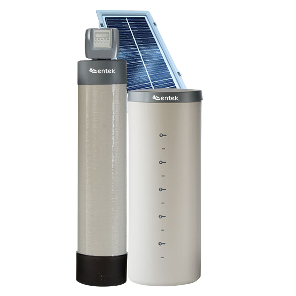 Solar Powered Water Filtration System
